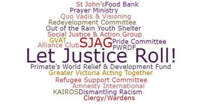 Let Justice Roll: Amnesty International At St. John's